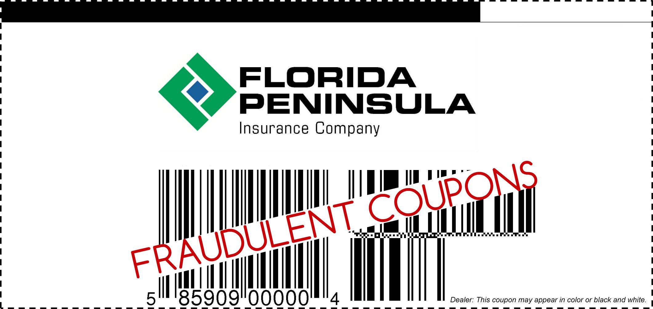 Florida Peninsula Blog Tips for Avoiding Coupon Fraud