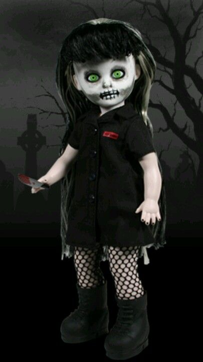 what are living dead dolls worth