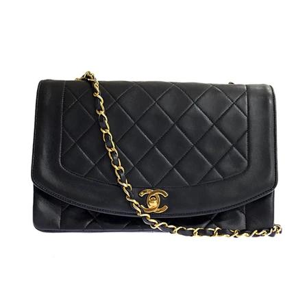 Chanel Diana Second Hand Fashion 2020 In 2020 Shoulder Bag Women Shoulder Bag Chanel