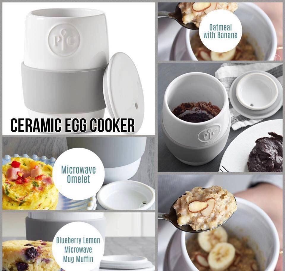 Get the new egg cooker from Pampered Chef. Eggs in 1 minute Www ...