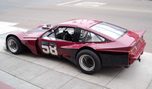 Chevy Monza Racing Imsa Vintage Muscle Cars Classic Racing Cars
