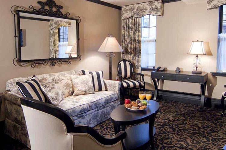 The French Quarters A Boutique Hotel In New York City French Quarter Hotels Quarter Hotel Luxury Hotel