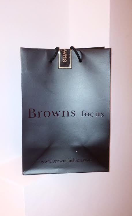 browns focus bag