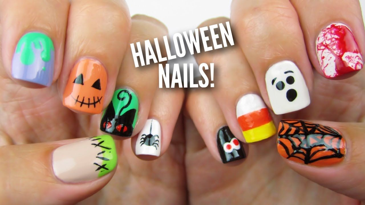 Halloween Nail Art The Ultimate Guide