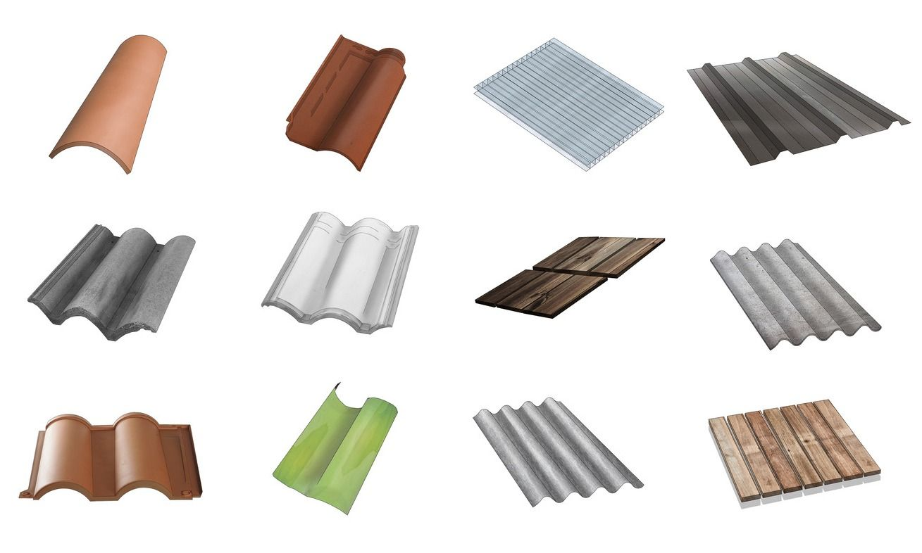 Roofing Guide 26 Types Of Tiles Sheets And Membranes To Cover Architectural Projects Types Of Roofing Materials Roofing Green Roof Benefits