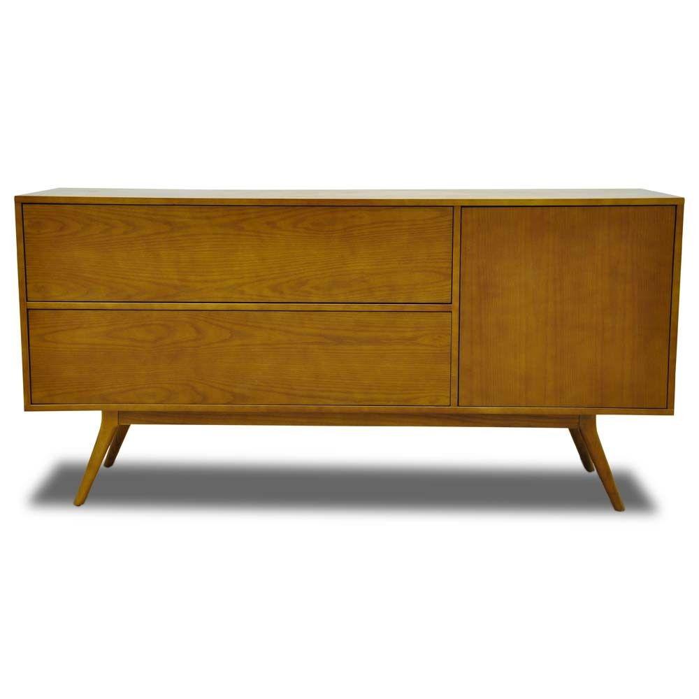 Houten vintage tv meubel herning vintage tv meubelen for Vintage meubels