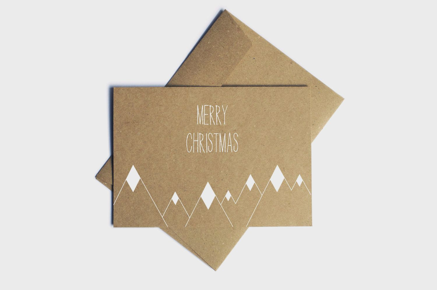 Minimalist Christmas Card Minimalist Christmas Card Christmas Cards Creative Christmas Cards