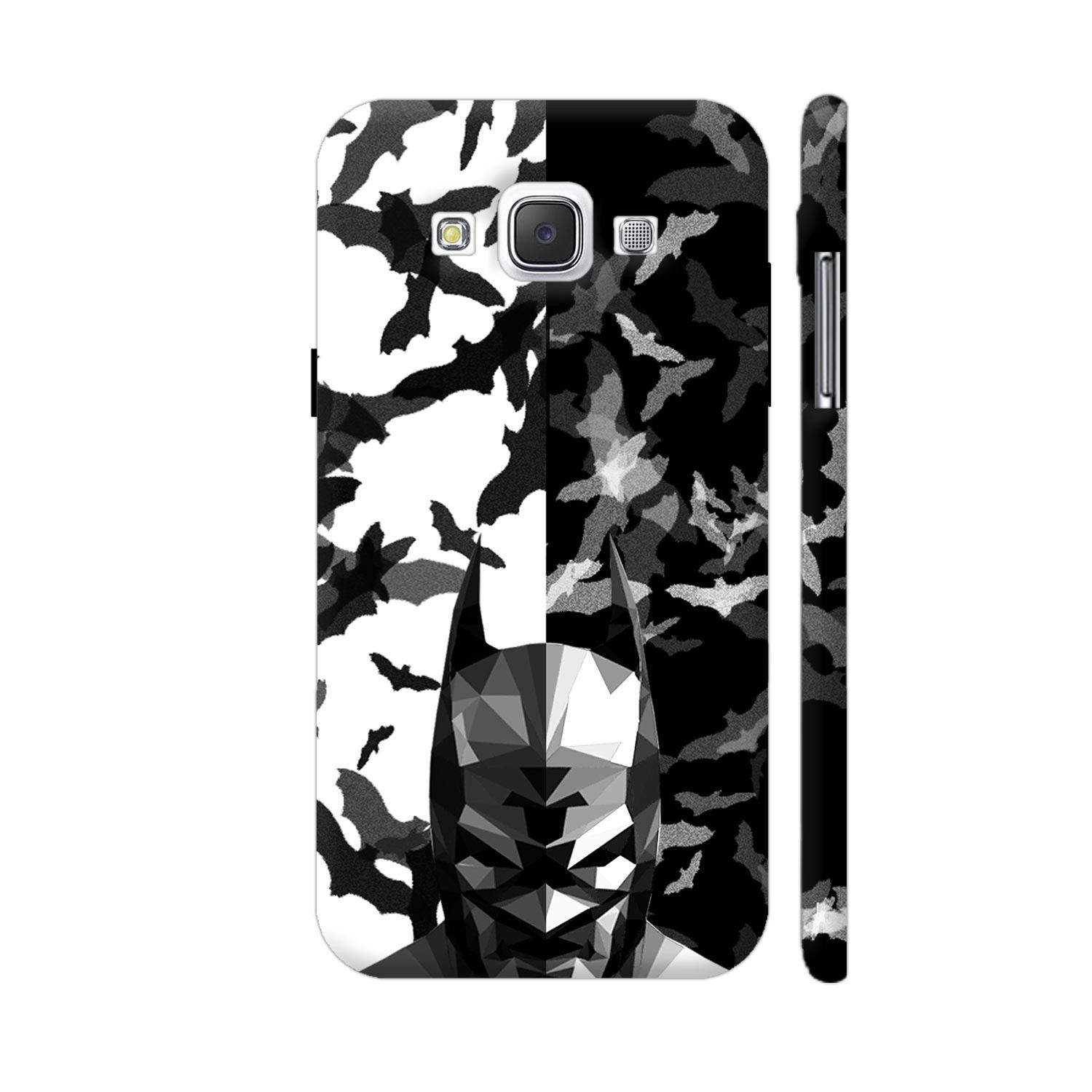 Batman Low Poly Design Phone Case Back Cover For Samsung