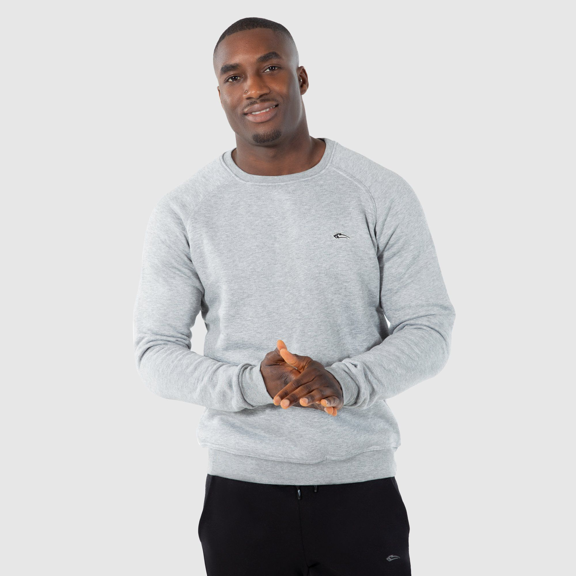 Sweatshirt Convinced – Grau / XXL