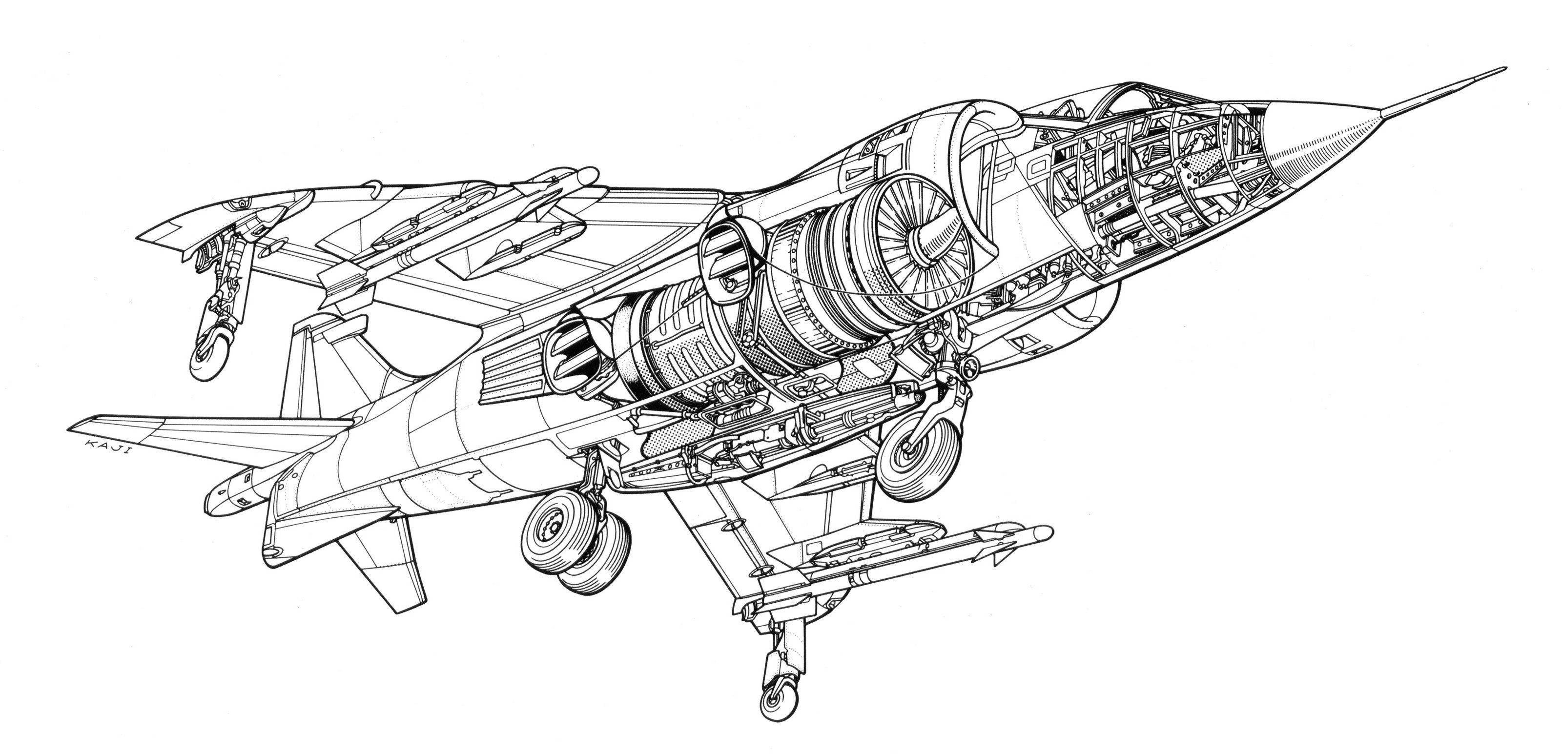 Pin By Graham Hand On Aircraft Cutaways
