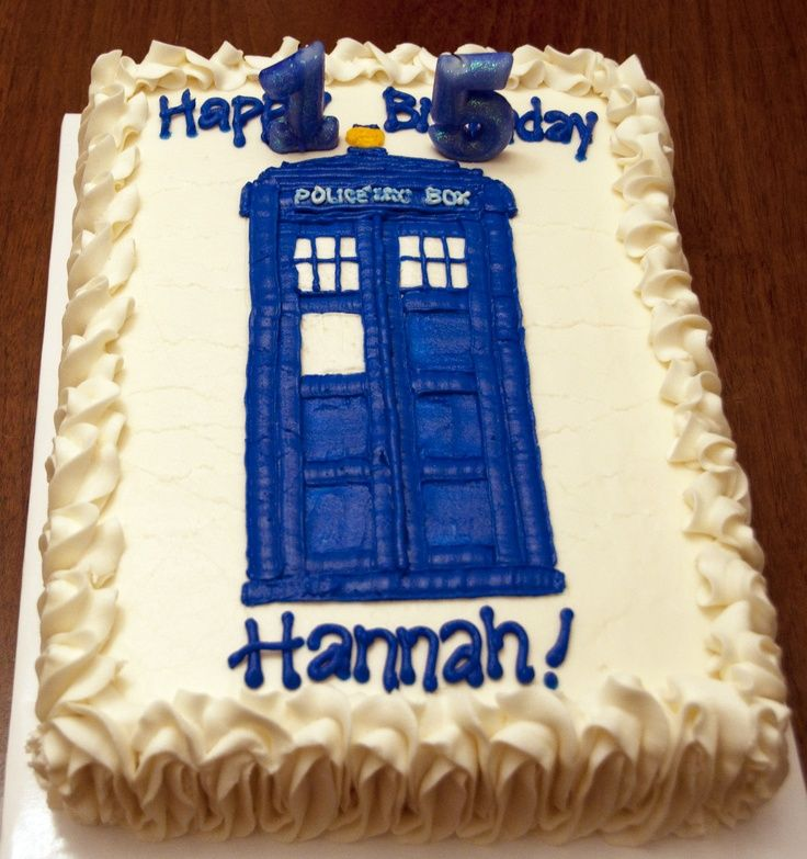 Dr Who Cakes Doctor Who Tardis Cake By Fun Cakes Dr Who