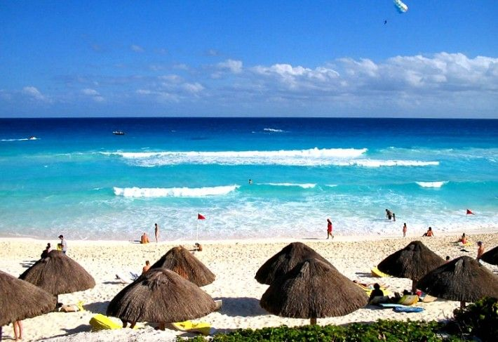 Cancun - Places to visit in Mexico