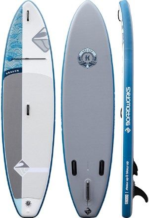 3c242bd8c9e8 SHUBU Kraken Inflatable Stand Up Paddle Board - 11' | *Boating ...