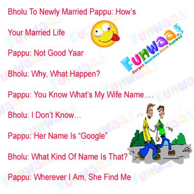 Pin van Funwaa India op santa banta jokes
