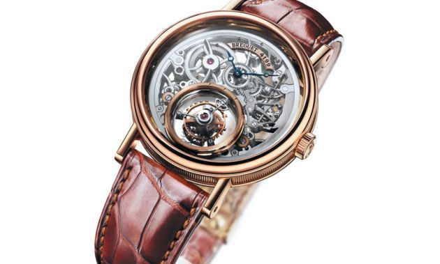 La réédition en or rose de la Tradition 7047PT est l'une des pièces les plus extraordinaires jamais créées par la Manufacture Breguet, aussi bien sur le plan technique qu'esthétique.