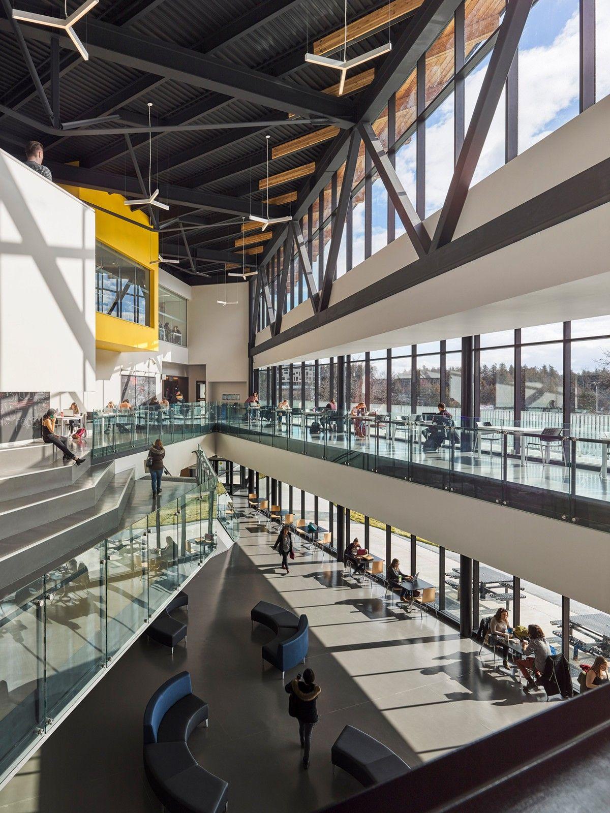 Trent University Student Center