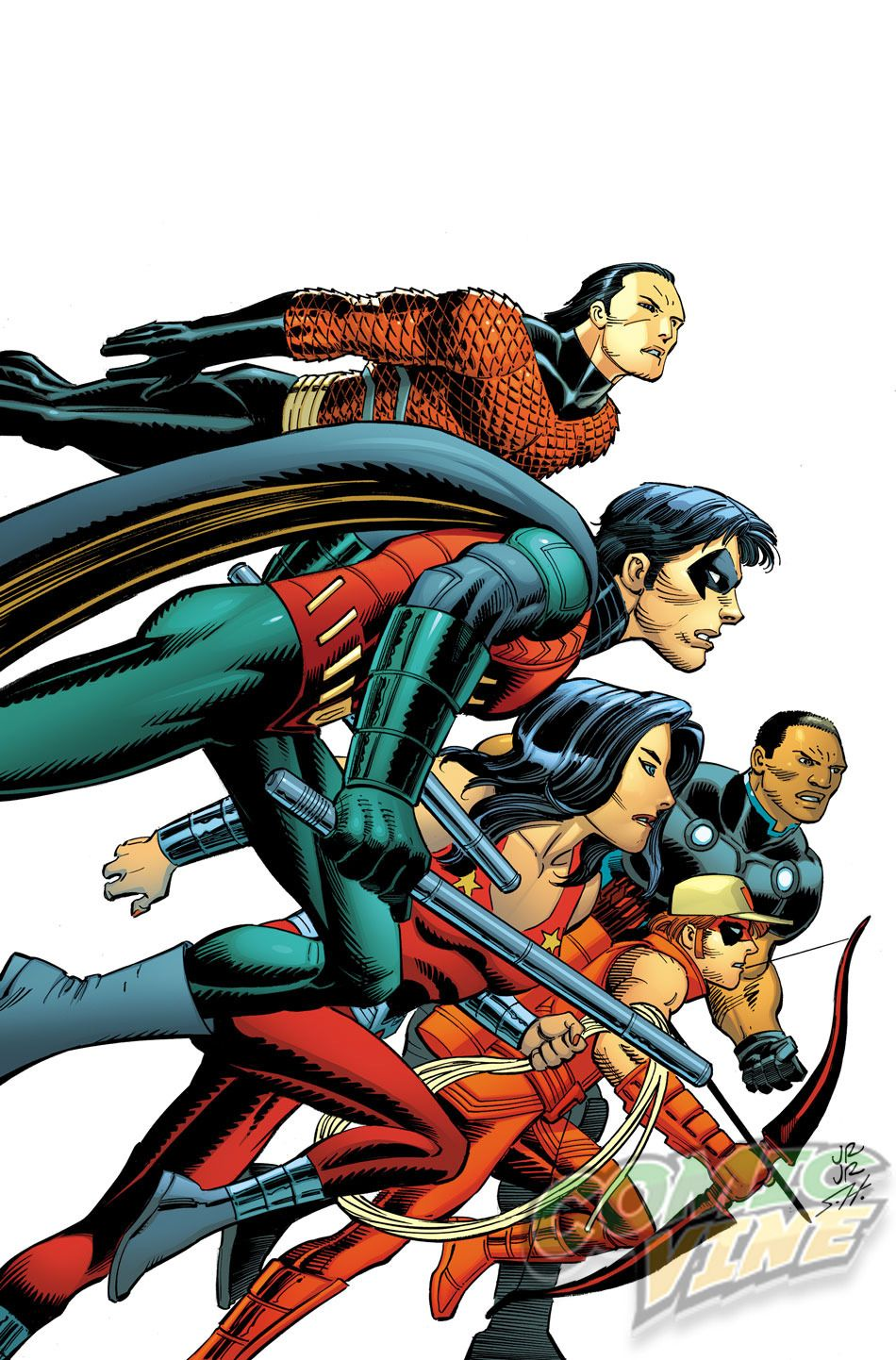 DC Comics April 2016 Theme Month Variant Covers Revealed - John Romita Jr - Comic  Vine - Visit to grab an amazing super hero shirt now on sale!