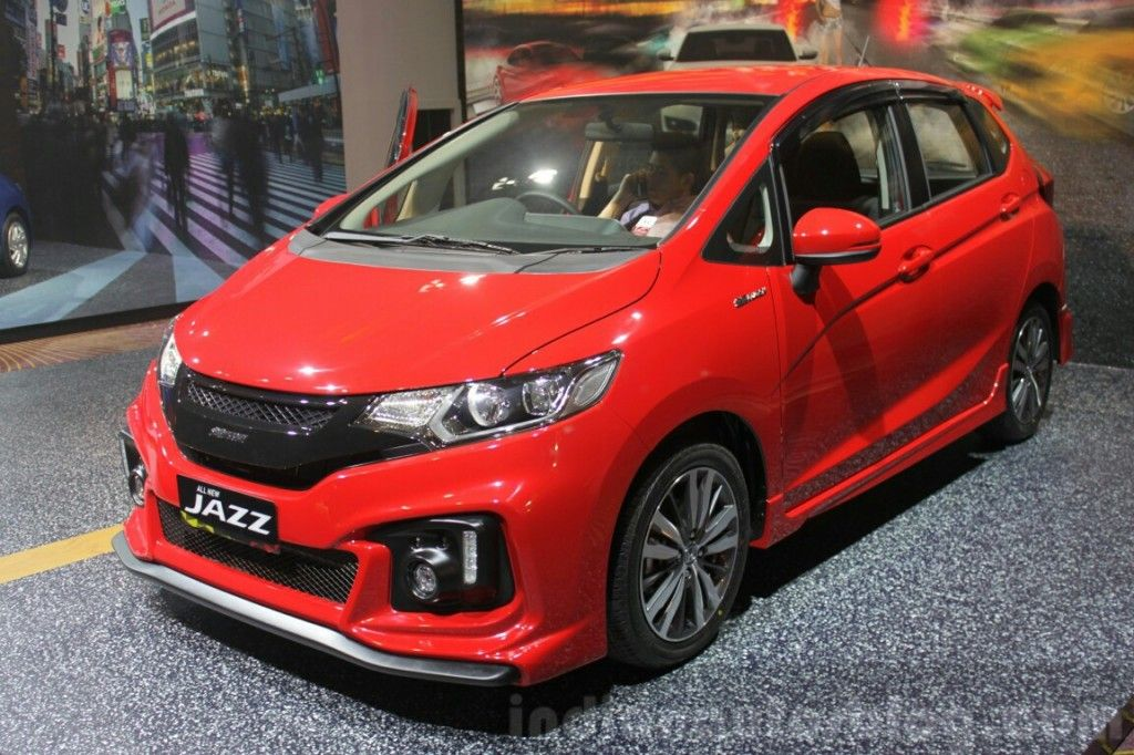 2014 Honda Jazz Jazz Rs Launched In Indonesia Honda Jazz