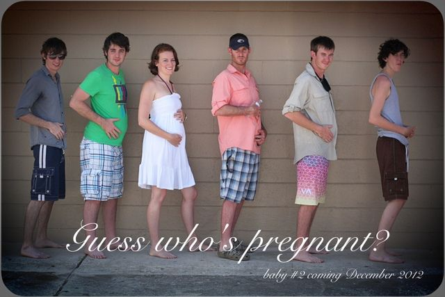 Best Pregnancy Announcement Ideas – Baby Announcements Idea