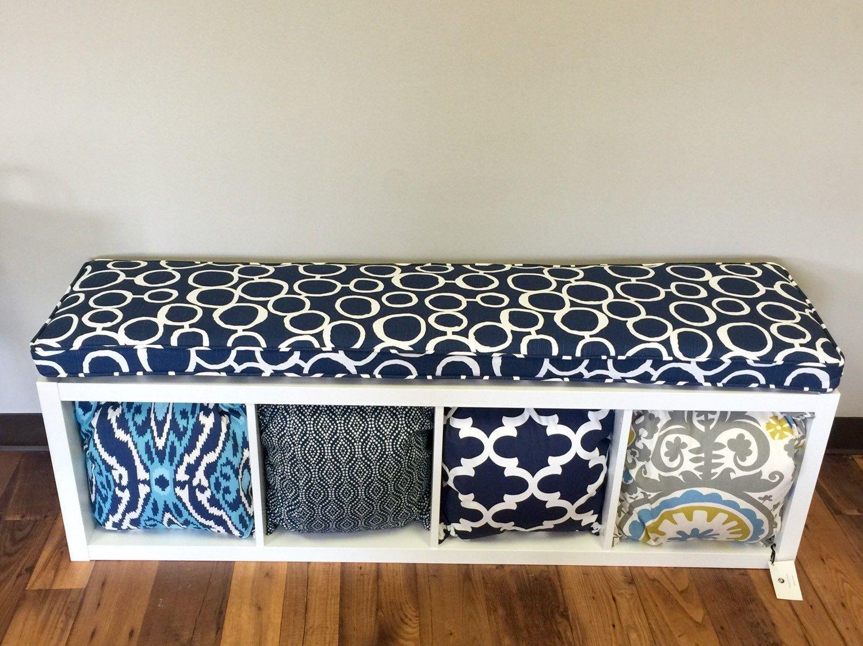 ikea kallax custom cushion playroom nursery organization ikea m bel haus einrichtung. Black Bedroom Furniture Sets. Home Design Ideas