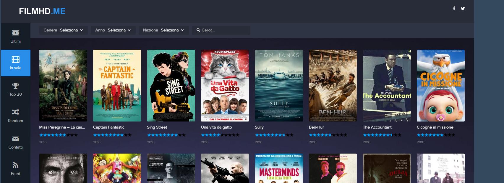 Altadefinizione: Nuovo sito per film in Streaming HD senza pubblicità #streaming #altadefinizione #cinema #film #hd