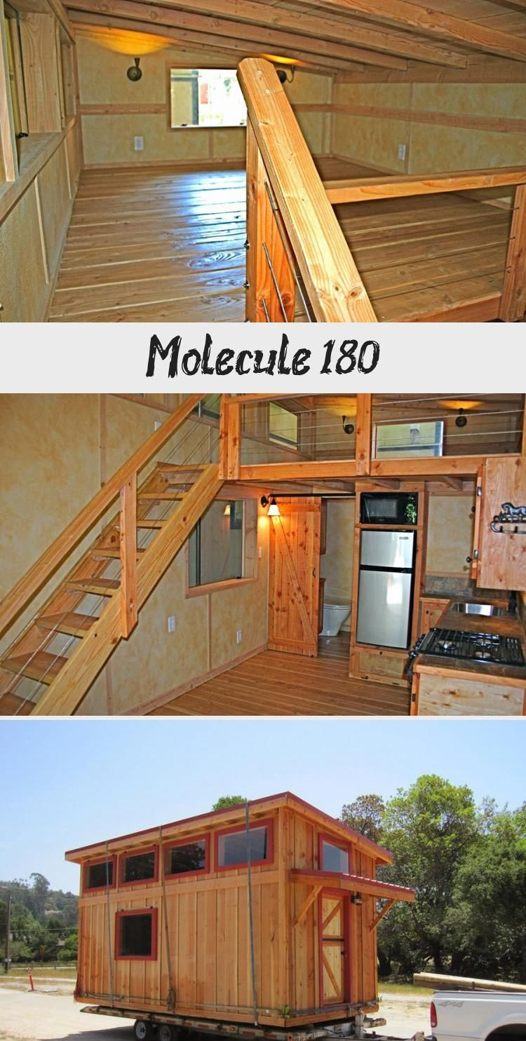 No Way This Can T Possibly Be A 9x10 Loft With Stairs And A Gorgeous Modern Bathroom With Full Soaking Tub Tinyhouses In 2020 House Built Soaking Tub Tiny House