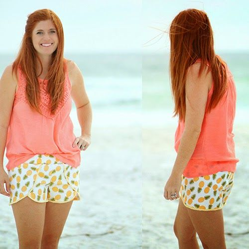 """Girl Charlee Fabrics welcomes our newest sewing pattern designer - Striped Swallow Designs! The Coachella Shorts Sewing Pattern is this seasons """"must have"""" pattern as these adorable shorts can be sewn in just about any fabric and fun trims. Available in women's, women's slim, and girl's sizes.  Learn more on The Girl Charlee Blog today!"""