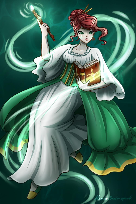Spell of Lyric Butterfly Anime, Art, Lyrics