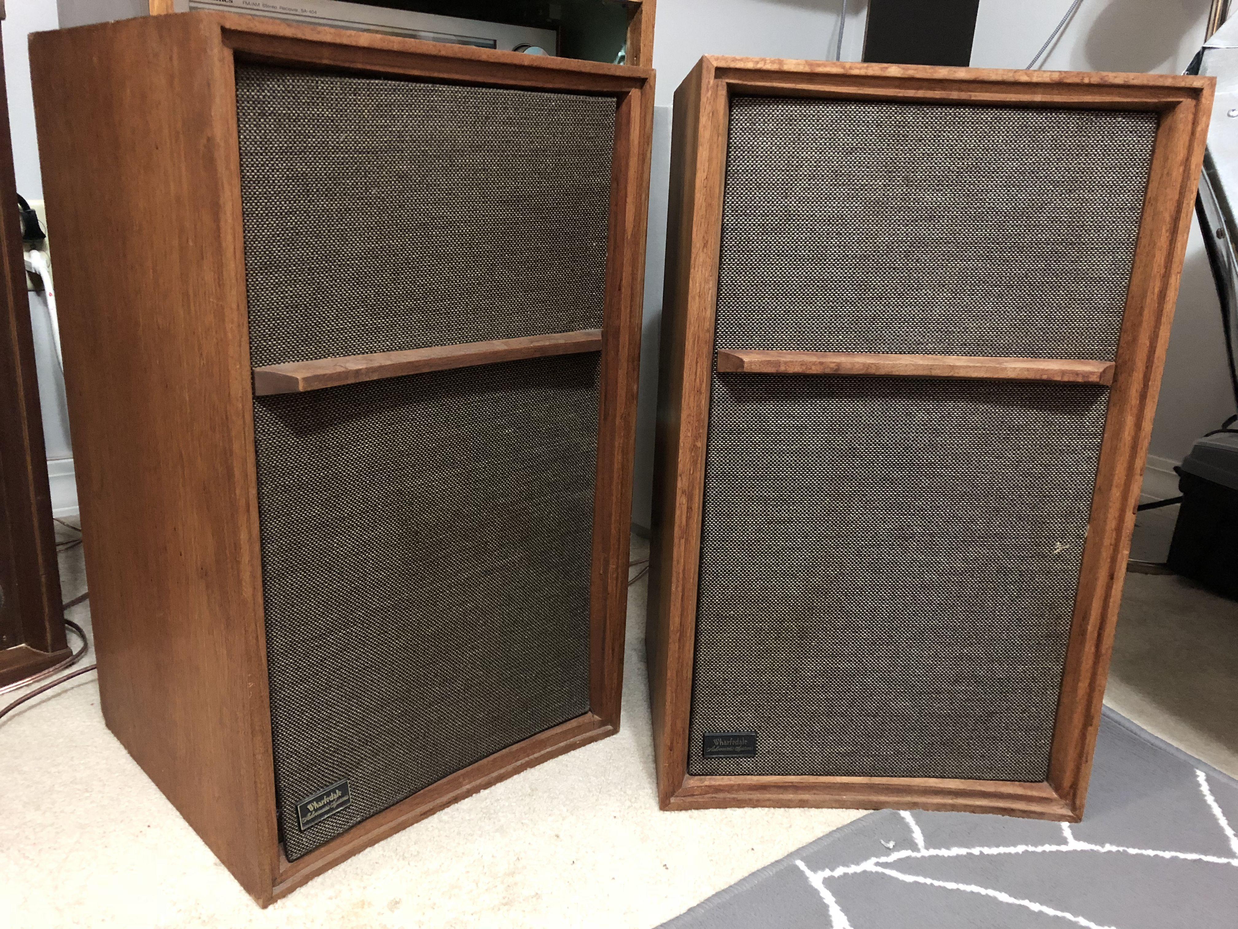 Wharfedale W60d Mark Ii Decor Storage Furniture