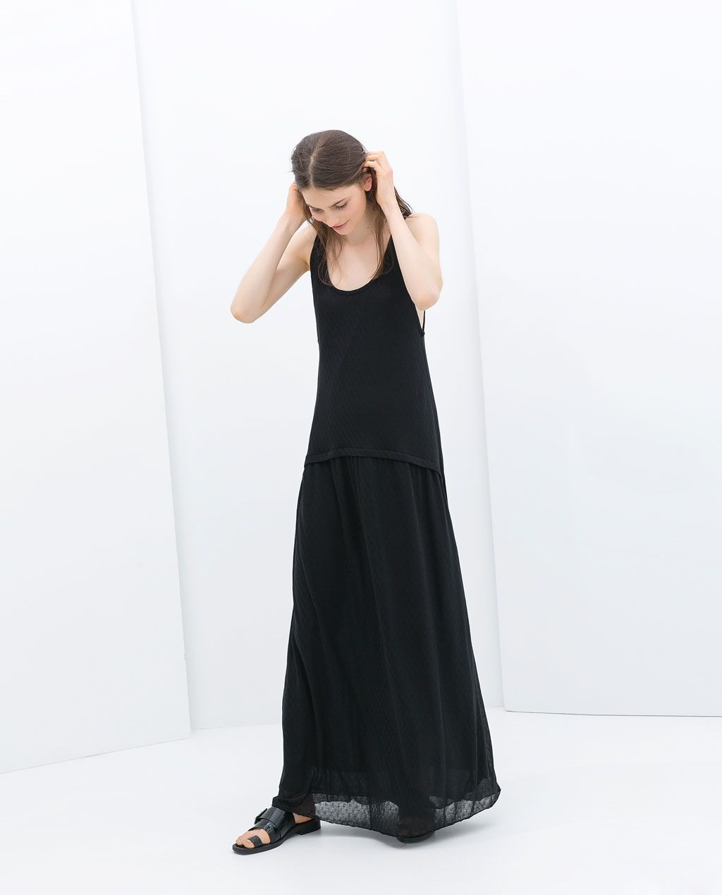 05200671522ca2 Zara maxi dress