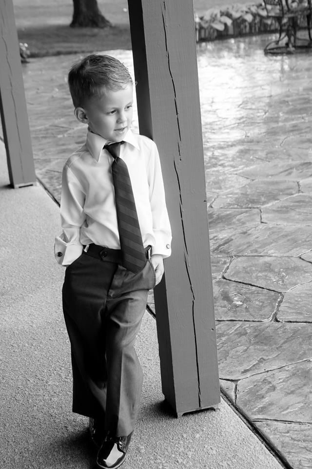 Handsome ring bearer - Marlena Smith Photography, York, PA