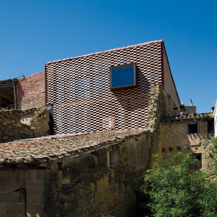 On Diseño - Proyectos: Casa rural El Cobijo