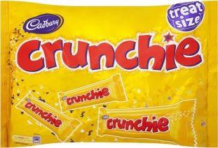 Cadbury's Crunchie Treat Size 258g (9.1oz) my favorite!