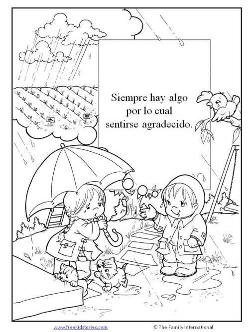 paginas para pintar niños 5 | Воскресная школа - MISC | Pinterest ...
