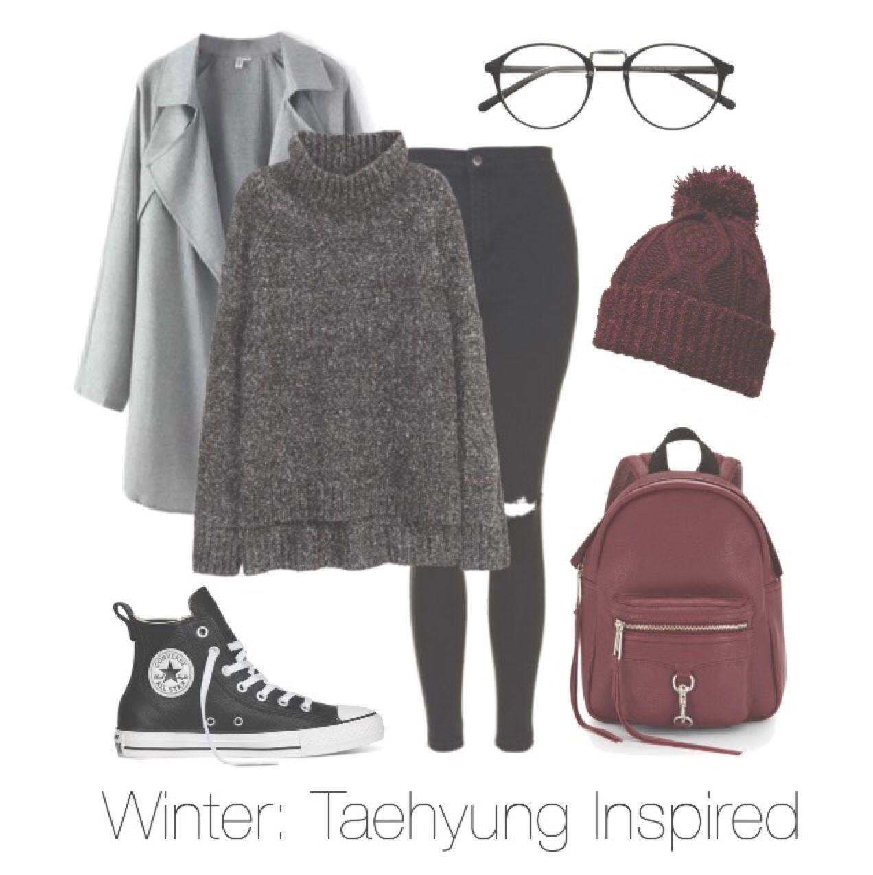 Winter Outfit Btsoutfits Taehyung Ella 39 S Stitch Fix Pinterest Winter Inspired Outfits