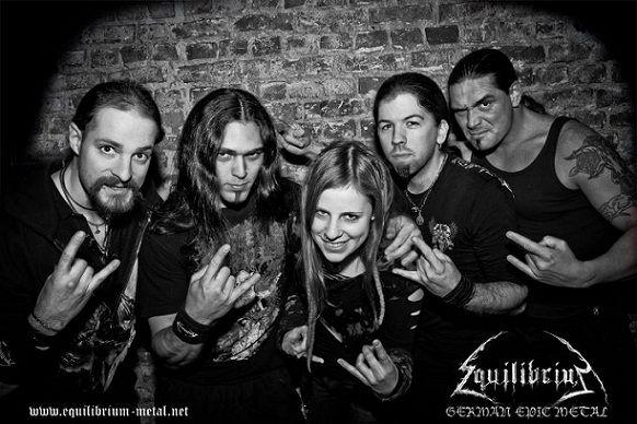 Equilibrium Folk Metal From Germany Metal Songs Viking