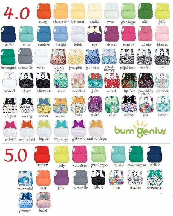 Bumgenius Pocket Prints 40 50 Baby Clothes Pinterest