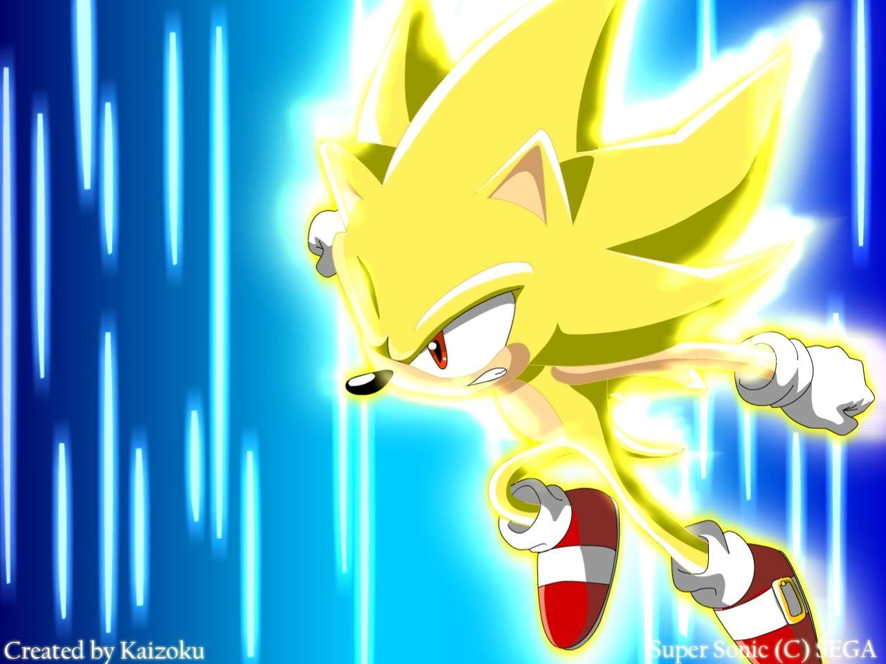 Super Sonic X Fanpop 445966 Hd Desktop Backgrounds Wallpaper Sonic Sonic And Shadow Sonic The Hedgehog