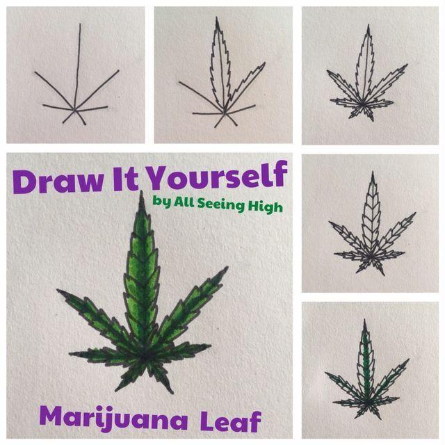 Рисовать марихуану видео как сушит коноплю