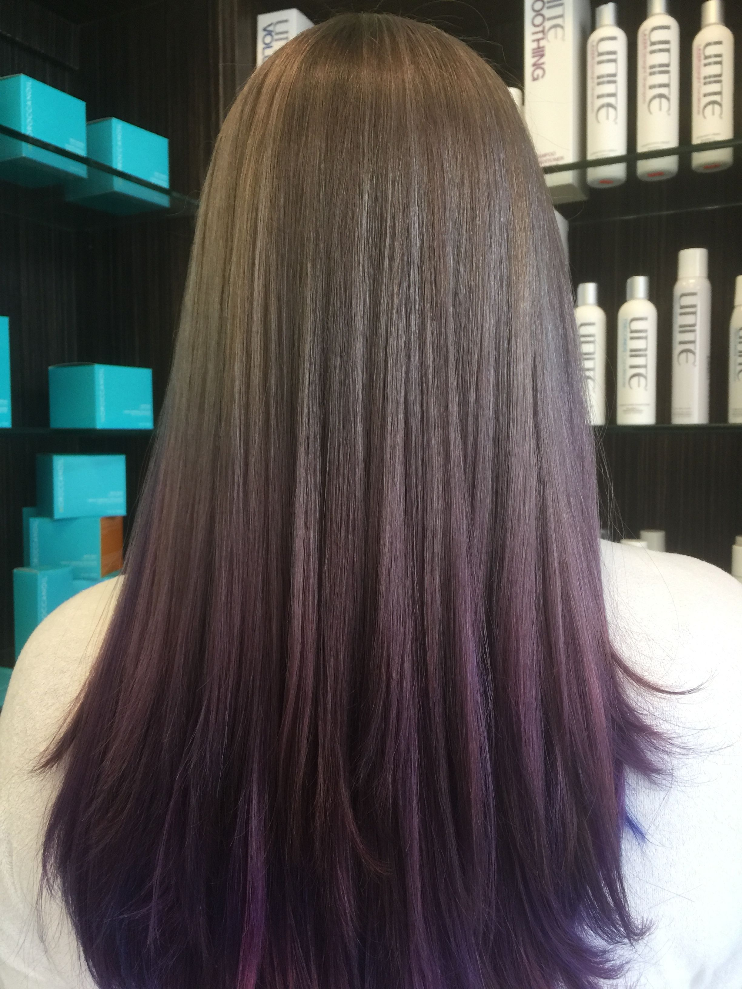 Pin By The Colour Bar Salon On Ombre Hair Color