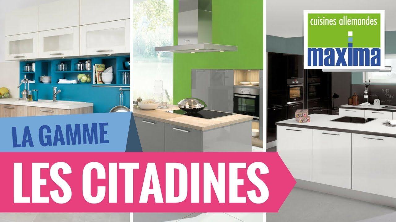 Maxima La Gamme Les Cuisines Citadines Blog