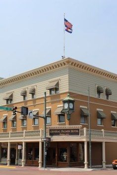 The General Palmer Hotel In Historic Downtown Durango Colorado Was Built 1898