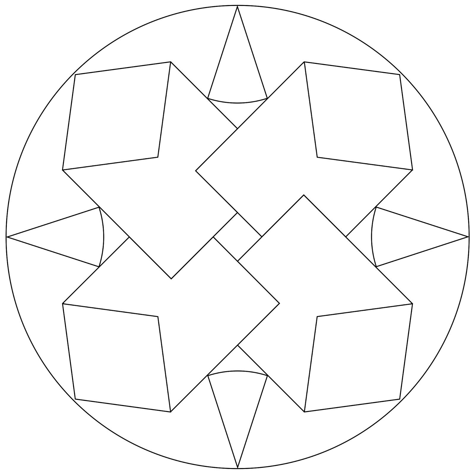 Mandala from the bright owl templates pinterest owl bright