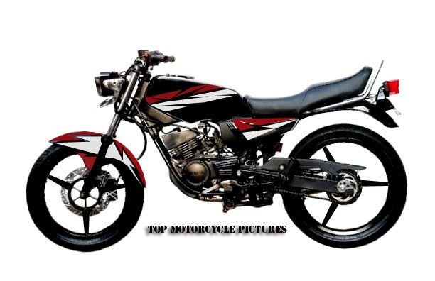 sepeda motor rx king modifikasi terkeren