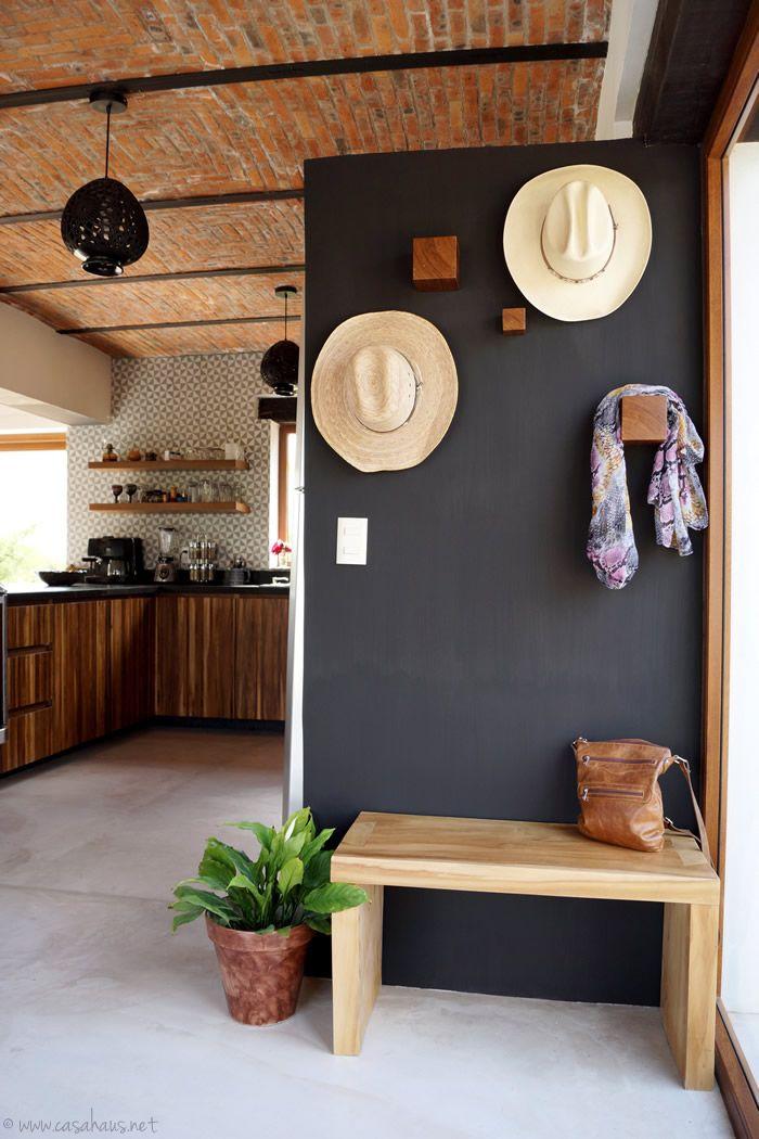 Renovación de cocina estilo rústico industrial   Kitchens, Foyers ...