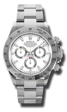 31e1070308ba3 Reference  116520 Retail Price  n a Rolex Oyster Perpetual Cosmograph  Daytona. 40mm stainless steel case