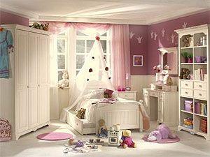 Mooie meisjesslaapkamer wendy bedroom purple