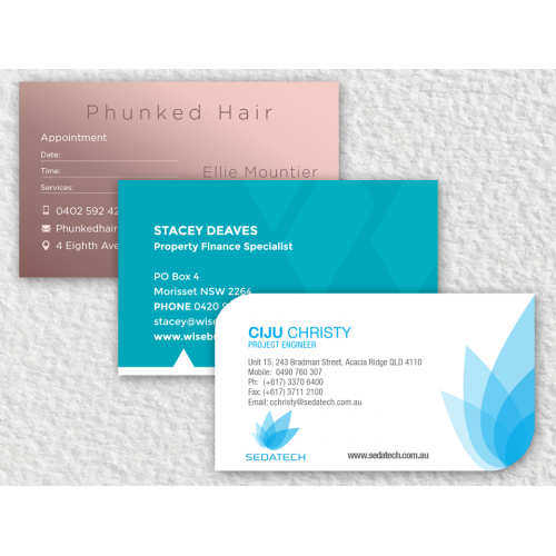 Searching for a high quality business card design with a difference searching for a high quality business card design with a difference order your foil reheart Choice Image