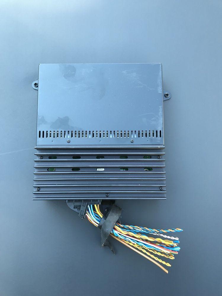 00-06 BMW X5 E53 Alpine Amplifier 65 12-8 379 376 Stereo Radio Amp