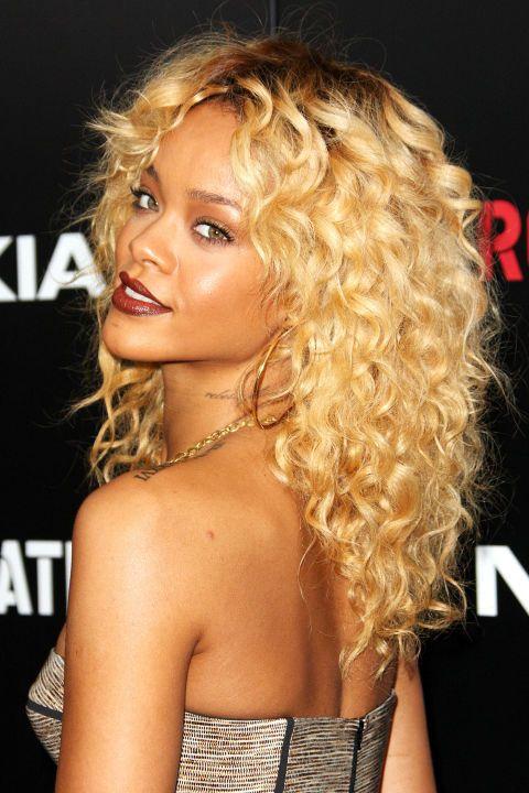 Rihannas Most Iconic Hair Looks
